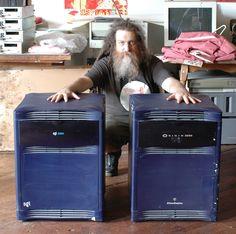 SGI Servers and a geek