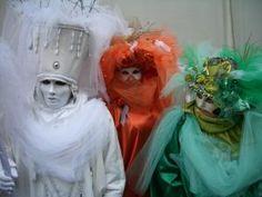 3 Masks Venice