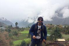 #Dubai #trekker describes his lucky escape from #Nepal #earthquake