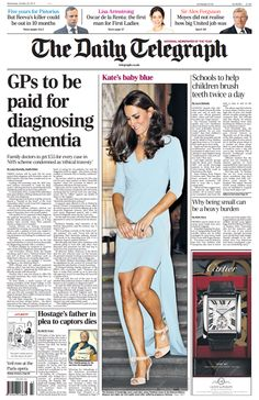 Daily Telegraph - 22.10.14.