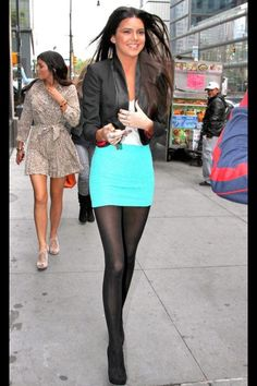 Kendall Jenner's cute outfit