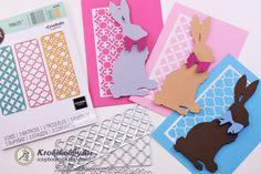 Happy Easter - Sizzix 664167 Hamarosan itt a Húsvét!  Vidám üdvözlőlapokat egyszerűen és nagyon gyorsan készítettünk,  az új Sizzix vágósablonokkal.  Tartsatok velem! Happy Easter, Scrapbook, Diy, Happy Easter Day, Bricolage, Diys, Handyman Projects, Do It Yourself, Scrapbooks
