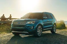 2016 Ford Explorer http://www.paulclarkfordofyulee.com/showroom/2016/Ford/Explorer/SUV.htm