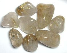 Rutilated Quartz brings joyful vibration into the energy field. Rutilated Quartz is considered to be the crystal of truth. As such, it can promote self-realization, since self-discovery means finding the inner truth about our own being, purpose and destiny. It promotes better understanding of ourselves, as well as of others, since learning about us means learning about others too. It protects from lies, evil forces, and encourages spiritual self growth. It also offers protection from psychic…