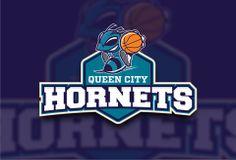 Charlotte Hornets Logo | Charlotte Hornets (design. DORARPOL)