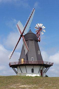 Windmills fascinate us!