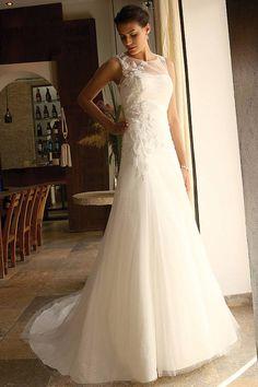 Brautkleider im gehobenen Preissegment | miss solution Bildergalerie - Modell B16 Set 44 by LINEA RAFFAELLI