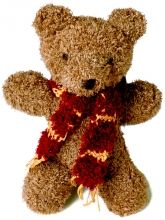 FREE Teddy Bear Crochet Pattern / Tutorial
