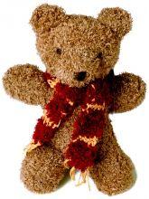 FREE Teddy Bear Knitting Pattern / Tutorial