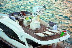 External view Mochi Craft - Dolphin 74' Cruiser #yacht #luxury #ferretti #mochi