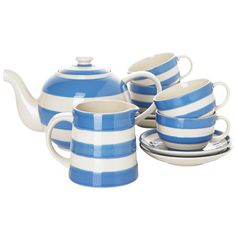 Have a gander at this lovely TG Green Tea set