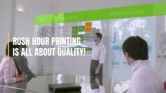 RUSH HOUR PRINTING AND GRAPHICS