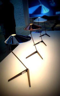 Nón Lá de un diseño de Jorge Pensi Design Studio Desktop Lamp, Lighting Design, Wind Turbine, Lights, Interior Design, Studio, Designer, Lamps, Bedroom