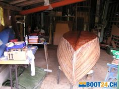 Kalchofner  stehruderer    AKL 560.10 kaufen - Jahrgang: 1938, Länge: 5.65 m, Breite: 1.43 m - Informationen, Fotos & Kontaktangaben zum Occasionsboot. (ID: 259992)