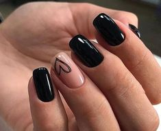 Everyday Nail Art Ideas 2019 in our App 90 Everyday Nail Art Ideas 2019 in our App. Daily ideas of manicure and nail design. Gorgeous nails always! 90 Everyday Nail Art Ideas 2019 in our App. Daily ideas of manicure and nail design. Gorgeous nails always! Long Nail Art, Long Nails, Hair And Nails, My Nails, Pearl Nails, Beautiful Nail Designs, Black Nails, Black Manicure, Black Nail Art