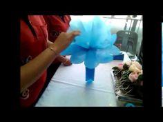 การจัดช่อบูเก้จากอมยิ้ม By น้ำฝน HUM 126.mp4 - YouTube