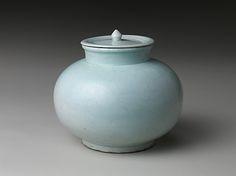 Jar Joseon dynasty (1392–1910) Date: 19th century Culture: Korea