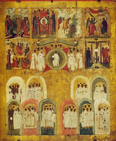 Sermon for the Feast of All Saints 2015 – Hermitage of the Holy Cross