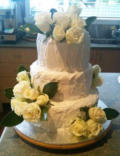 Another Wedding Cake I made