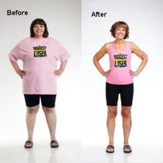 Weight Loss Before and After Pictures: The Biggest Loser Season 11 - Shape Magazine