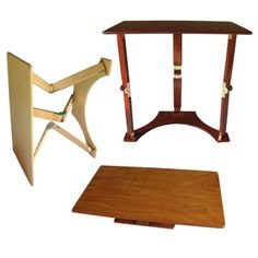 Spiderlegs Folding Laptop Desk / Tray Table $84