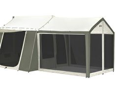 Ordinaire Kodiak Canvas Tent 6133 6 Person 9 X 12 Ft. With Deluxe Awning Canopy |  Tents, Canopy And Canvases