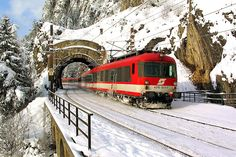 Ride the Semmering Railway