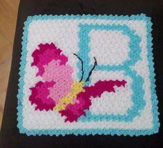 Manta Crochet, Crochet Baby, Free Crochet, C2c, Washing Clothes, Pot Holders, Free Pattern, Blanket, Rugs