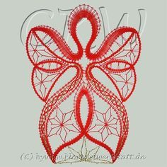 Lacemaking, Lace Heart, Lace Jewelry, Bobbin Lace, Loom Knitting, Needle Felting, Lace Detail, Projects To Try, Pattern