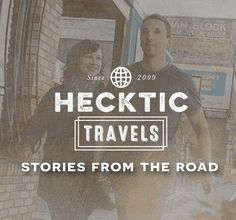 Leuke travel blog- Dalene and Pete Heck, two wanderlust Canadians who traded in our corporate lives for a life of travel. This board is all about our adventures (and misadventures) from the past few years of traveling non-stop around the world. Find them all on HeckticTravels.com