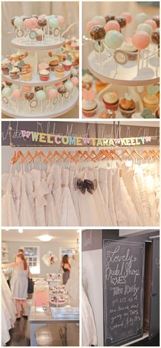 Photo by sweet little photographs - at Lovely bridal shop