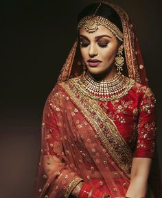 Sabyasachi Wedding Lehenga Online on Happy Shappy. Browse trending collection and best designs with price range idea, cost, replica, shopping, buy online and Indian Bridal Outfits, Indian Bridal Makeup, Indian Bridal Wear, Indian Dresses, Bridal Dresses, Bride Indian, Eid Dresses, Asian Bridal, Indian Wear