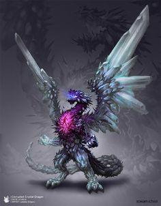 Dragão de Cristal.