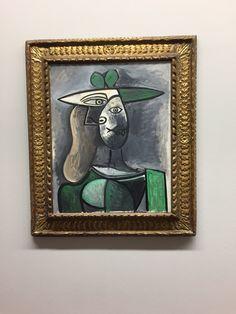 Pablo Picasso - Albertina Museum Vienna, Austria | DoLessGetMoreDone.com |