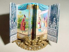 Terre Fernandez, Mini Treasures by Terre - Beauty and the Beast, theater stage book