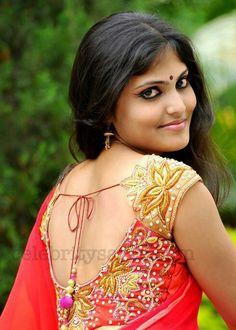 Bhargavi kunam signature blouse