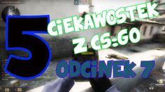 5 CIEKAWOSTEK Z CS:GO #7- Legalne haxy, ninja defuse poradnik , oneway s... Cs Go, Ninja, Gaming, Cooking Recipes, Smoke, Places, Youtube, House, Ideas