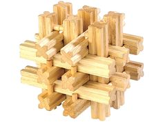 Playtastic Geduldspiele aus Holz 5er-Pack