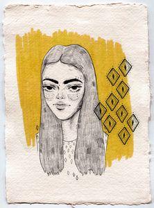 Image of Yellow Ochre - Print