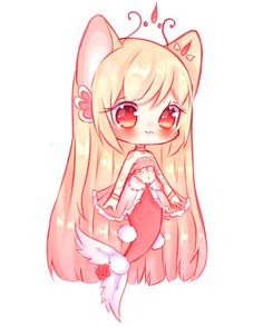 [OPEN] Mermaid adoptable ~ set price by Seraphy-chan Dibujos Anime Chibi, Cute Anime Chibi, Kawaii Chibi, Kawaii Anime Girl, Kawaii Art, Anime Art Girl, Manga Girl, Cute Animal Drawings Kawaii, Cute Drawings