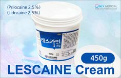 Only Medical 온리메디칼: Only Medical - Anesthetic Pain relief Lescaine cre...