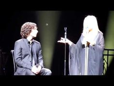 Barbra Streisand with son Jason Gould - Nature Boy/How Deep Is The Ocean - Live in Philadelphia 2012