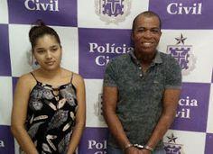 NONATO NOTÍCIAS: Casal foragido da Justiça de Irecê é preso pela Po...