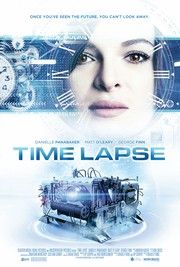 Time Lapse (2015) Sci-Fi | Thriller ( BluRay ) Danielle Panabaker
