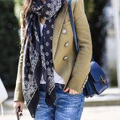 bandana style