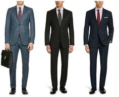 Especial ternos: como combinar paletó, camisa e gravata - Vida & Estilo - Estadão