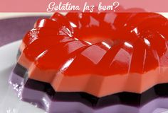 O que você sabe sobre a gelatina?
