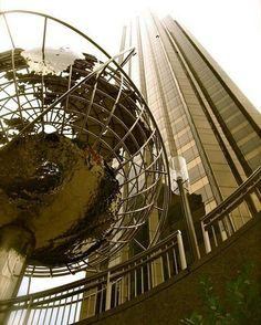 """2009. I would always look up in awe when ascending from #ColumbusCircle #subway station. Even to this day this building and this globe makes me turn my head"" (MLK Founder of @nycandtours. #TouristinNewYork 13 times. Resident since 201) ""Your online concierge providing you with unique and individualized NYC experiences"" in #DK & #FR! www.nycandtours.com  #Nycandtours #turistinewyork #NewYork #nyc #ny #onlineconcierge #concierge #thebestofnyc #foodnyc #nyctips #nycandtips…"