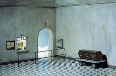 Gates of Heaven by German photographer Frank Kunert...his Small Worlds series is a new favourite