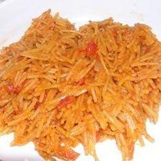 Fideo (Mexican Spaghetti) Recipe